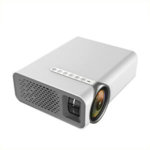 YG550 Mini LED Projector Full HD 1080P Portable Video Movie Home Theater Cinema