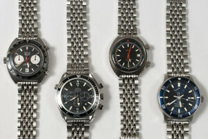Beads of Rice Watch Bracelet Band Strap Stainless Steel Vintage Mesh Heuer BOR