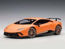 AUTOart Lamborghini Huracan Performante 2017 Matt Orange 1:18 79152