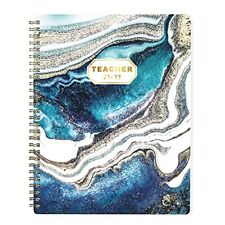 Teacher Planner 2021 2022 Weekly Monthly Lesson Planner July 2021 June 2022