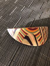 Multicolour Hair Clip Made in Germany - In Great Condition