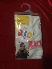 BNIP AUTHENTIC RIO DESIGNER GIRLS THERMAL VEST SIZE 10