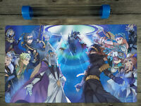 Yu-Gi-Oh! Magician Deck Custom Trading Card Game Playmat Free  Tube Only By Us