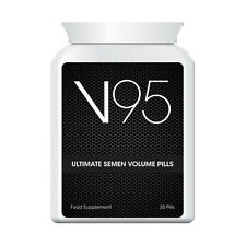 V95 ULTIMATE SEMEN VOLUME PILLS EXTREME CUM ON YOUR PARTNER DRINK UP CUM