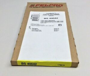 Fel-Pro BS 40042 Rear Main Seal Set 017-3450-2