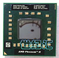 AMD Phenom II Quad Core Mobile N930 2Ghz Socket S1 CPU Processor HMN930DCR42GM