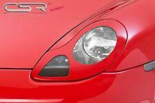 CSR Scheinwerferblenden Set Porsche 911 Coupe + Cabrio (Typ 996, 97-02)