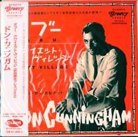 DON CUNNINGHAM-TABU/QUIET VILLAGE-JAPAN 7INCH VINYL Ltd/Ed C94