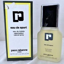 Paco Rabanne eau de Sport vintage pre barcode