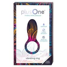 NEW PlusOne Vibrating Ring, Tantalizing Teal, 0.22 Pound FREE2DAYSHIP TAXFREE