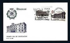 SPAIN - SPAGNA - 1976 - 125° anniversario del Corpo speciale delle Dogane - (B)