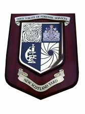 Directorate of Forensic Services Police Wall Plaque