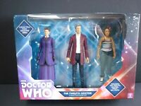 """Dr Who Twelfth 12th Doctor 5.5"""" Collector 3 Figure Set Missy Potts Capaldi"""