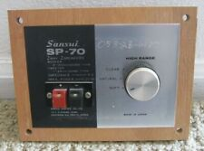 Single Sansui SP-70 Crossover Network - Excellent Condition