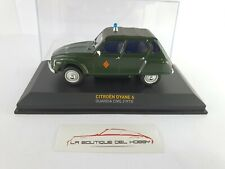 CITROEN DYANE 6 GUARDIA CIVIL 1973 ALTAYA ESCALA 1:43