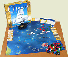 Jeu de société Clippers - S'enrichir dans le Pacifique - Euro Games - Eurogames