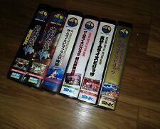 Neo Geo AES -  Samurai Spirits Collection 1-V Zero Special unfixed japanese RARE