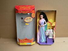 El rey y yo Tuptim y Tusker Set Muñeca Barbie película de Disney Collection 1999