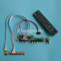 """TV56 LCD display controller kit for LP156WH4-TLB1 15.6"""" 1366*768 WLED LVDS 40pin"""