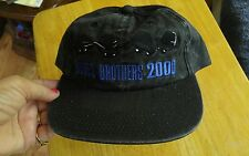 MENS HAT BLUE BROTHERS 2000 BLACK (DENIM)  NWOT