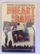the heart of the game dvd new and sealed item. true story.