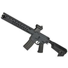Airsoft Gun KRYTAC LVOA-S Warsport AEG Rifle 400FPS Metal Full Auto Wolf Grey
