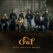 ZAC BROWN BAND: The Owl (CD) New & Sealed, Digipak