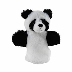 """Panda Hand Puppet soft plush toy 10""""/25cm Panda Puppet"""