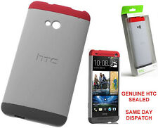 Genuine HTC ONE HARD CASE Mobile original cell phone cover smartphone back rear