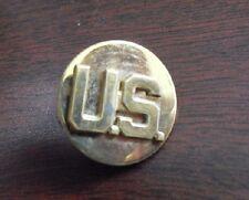 Mid 1900s Military Pinback - Krew G I US Army LOOK