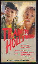 katarzyna figura  TRAIN TO HOLLYWOOD pociag do  VHS VIDEOTAPE english subtitles