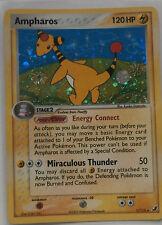 Carte Pokemon Pharamp 120 pv Forces Cachées  holo !!!