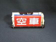 RARE Japanese Taxi Sign Light Retro Showa Era Cab Free Shipping Japan 31