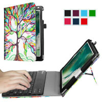 "For iPad 6th/5th Gen 9.7"" / iPad Air Case Cover Stand with Bluetooth Keyboard"