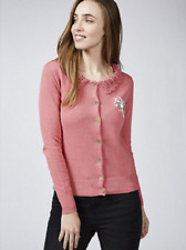 Joe Browns Afternoon Tea Button Front Cardigan Size 10 New