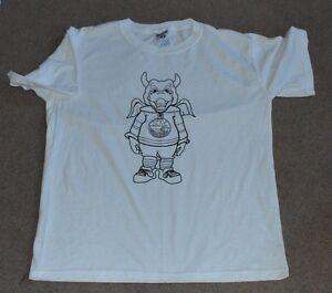 NWOT NY Islanders Sparky the Dragon Mascot Shirt Youth XL 18-20 Jersey Brooklyn