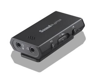 Creative Sound Blaster E1 Portable Headphone Amplifier (IL/RT6-13381-SB1600-UG)