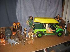 Adventure Team GI JOE Safari Jeep Jungle,whit more item,NICE KIt,see the picture