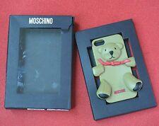 Cover iPhone 5 5s SE Moschino, Gennarino - ORIGINALE con scatola