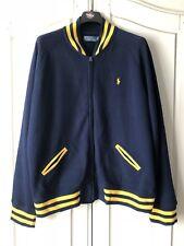 Mens Polo Ralph Lauren Chaqueta de béisbol, una vez usado, XXL, PVP £ 160
