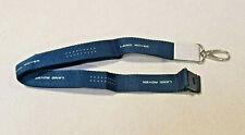 Land Rover Lanyard Schlüsselanhänger Schlüssel Schlüsselband Blau 51LGGF470NVA