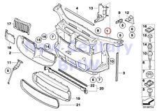 BMW Genuine Front Panel/Body Parts Engine Compartm Front Panel -M- E90 E90N E91