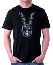 Donnie Darko Bunny hablar con Frank Conejo Cult película Negro En Algodón 09848