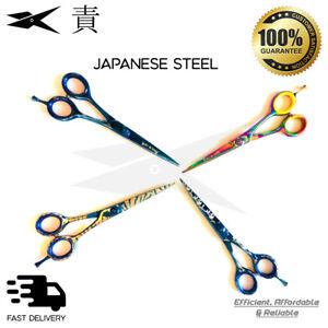 "ONLYUS  6""Barber Scissor Professional Japanese Hair Cutting Sharp Razor Blade"