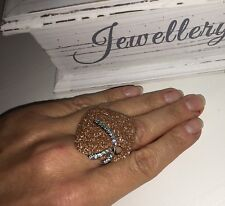 PIERRE LANG 💍 Statement Ring 7 CANDY COUTURE 💍 18352 RH Glitzer NP245€ NEU&OVP