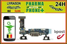 NAPPE CONNECTEUR DE CHARGE SAMSUNG GALAXY S5 G900F + MICRO + TOUCHE TACTILE