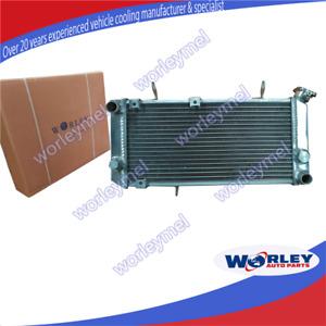 Aluminum radiator for SUZUKI TL1000S 1997-2001 TL 1000S 1998 1999 2000