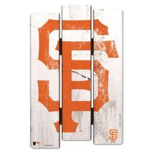 MLB Baseball San Francisco Giants Wood Sign Wooden Sign Wood Fence