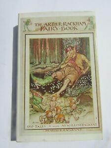 The Arthur Rackham Fairy Book by Arthur Rackham Hardback Book  1974