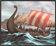 65 old books VIKINGS Norse NORSEMEN history WARRIORS ships raids RAGNAR RODBROK